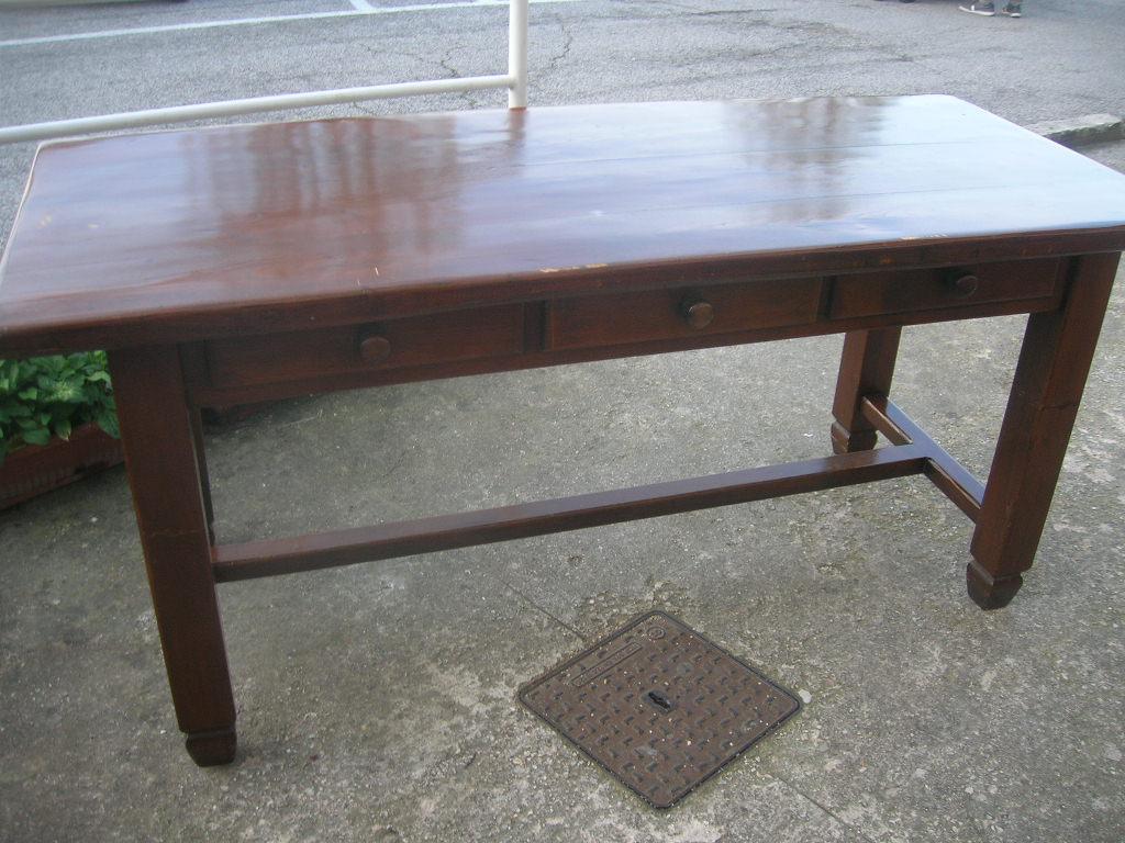 Tavolo legno massello usato | Albergoeuropaselvino